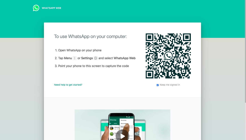 Cara Menggunakan Whatsapp Di Desktop Windows Pc Atau Mac Sepulsa