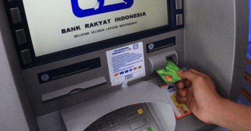 Mudah Buangett Cara Mengambil Tarik Tunai Uang Di Atm Bri Sepulsa