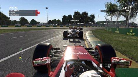 F1 2016 - Game Balap Mobil Paling Realistis
