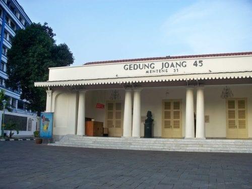 menteng 31 - sejarah indonesia