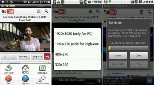 How to Download YouTube Videos from Android