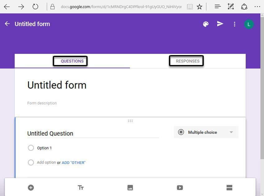 Cara Paling Mudah Membuat Google Forms Tutorial Sepulsa