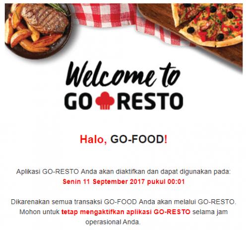 Contoh Banner Makanan Go Food - contoh desain spanduk