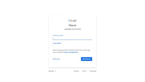 Cara Membuat Akun Youtube Termudah 2019 Sepulsa